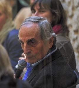 Charles Juliet aux Correspondances de Manosque