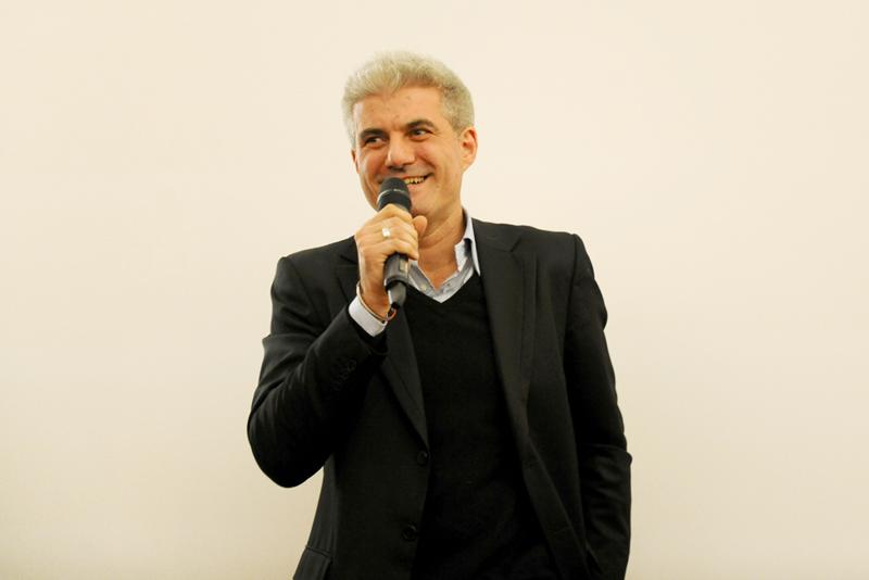 Laurent Gaudé le parrain du Prix 2013
