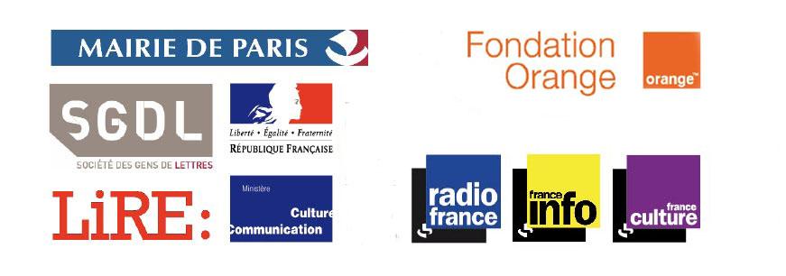 Partenaires du Prix 2013