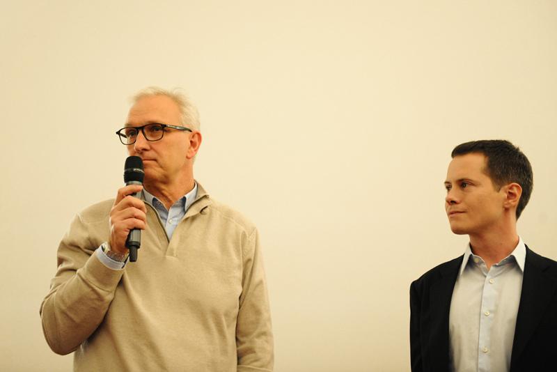Pierre Ciolfi et Jean Leymarie