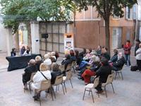 Le forum de Lire dans le noir à Manosque.