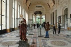 Une salle du Petit Palais