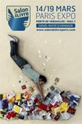 Affiche du Salon du Livre 2008
