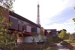 Le musée du Quai Branly / © musée du quai Branly - Nicolas Borel