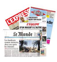 Des journaux et magazines
