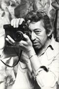 Photo de Gainsbourg prise par Pierre Terrasson