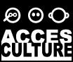 Le logo d'accès culture