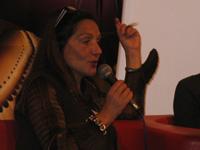 Rencontre avec Annabelle Cayroll lors du salon du livre de Colmar