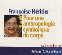 couverture du livre audio de Françoise Héritier