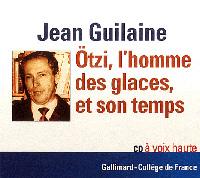 couverture du livre audio de Jean Guilaine