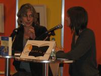 Rencontre avec Paule Du Bouchet lors du salon du livre de Colmar