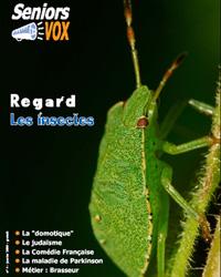 couverture du magazine Senior Vox