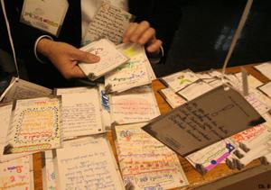 Les mots des habitants de Clichy sur cartes postales