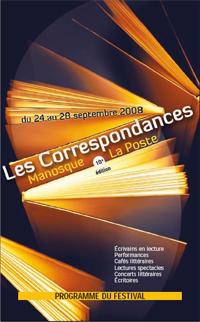 L'affiche des Correspondances de Manosque