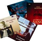 Couvertures des livres d'Editio Audio