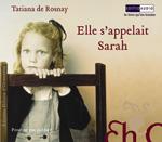 """Couverture de """"Elle s'appelait Sarah"""" de Tatiana de Rosnay"""