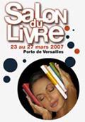Affiche du salon du livre en 2007