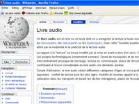 Page internet Wikipedia