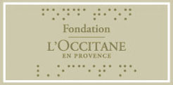 Logo de la Fondation L'Occitane