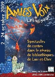affiche du festival Amies Voix