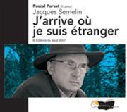 """couverture de """"J'arrive où je suis étranger"""""""
