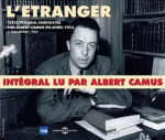 Couverture de l'Etranger de Camus