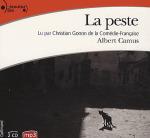 couverture de La Peste de Camus