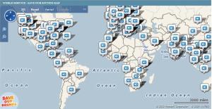mape-monde de bbc