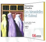 couverture du livre Les hirondelles de Kaboul