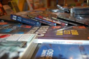 Des livres audio