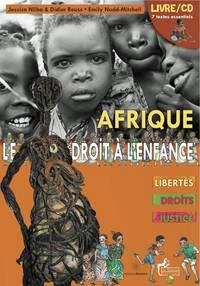 Afrique, droit à l'enfance