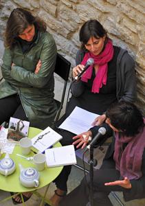 Olivia Rosenthal et Violaine Schwartz autour d'Aurélie Kieffer