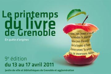 Printemps du livre de Grenoble