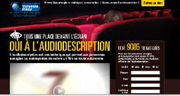 L'AVH et l'audiodescription... au cinéma