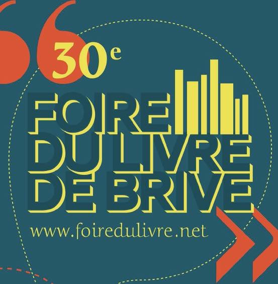 30e Foire du livre de Brive