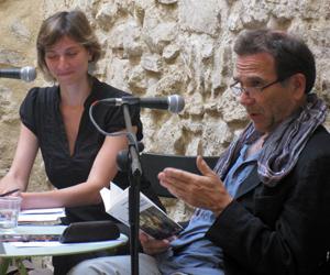 Rencontre avec Christian Oster aux Correspondances de Manosque 2011