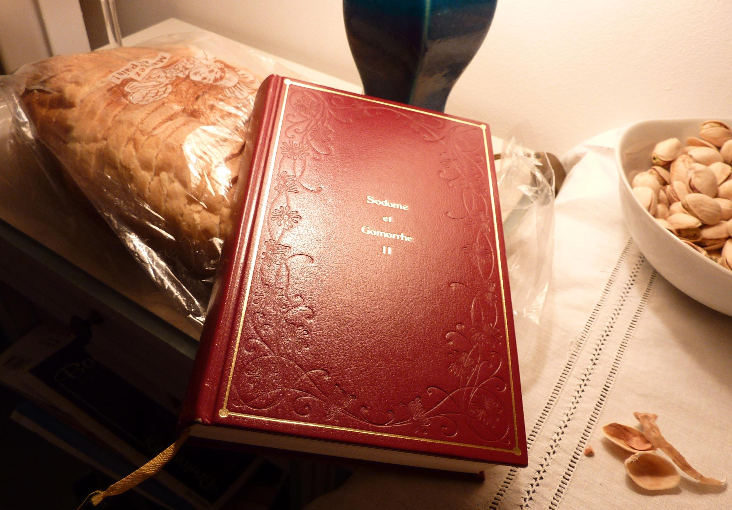 Une lecture de Proust avec la Compagnie du Pausilippe