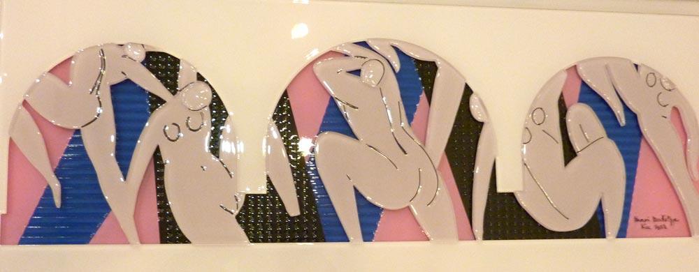 Visites tactiles au MAM de Paris - La Danse