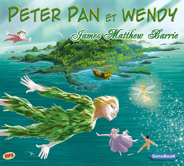 Peter Pan et Wendy de James Matthew Barrie