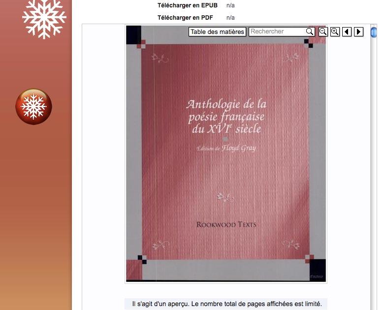 La bibliothèque numérique du site ActuaLitté