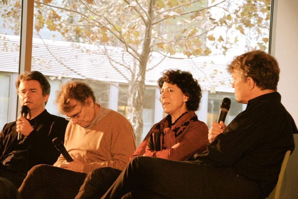 Le jury de la dégustation littéraire de Livres en tête 2011