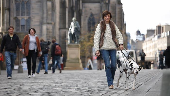 Dans tes yeux en Écosse