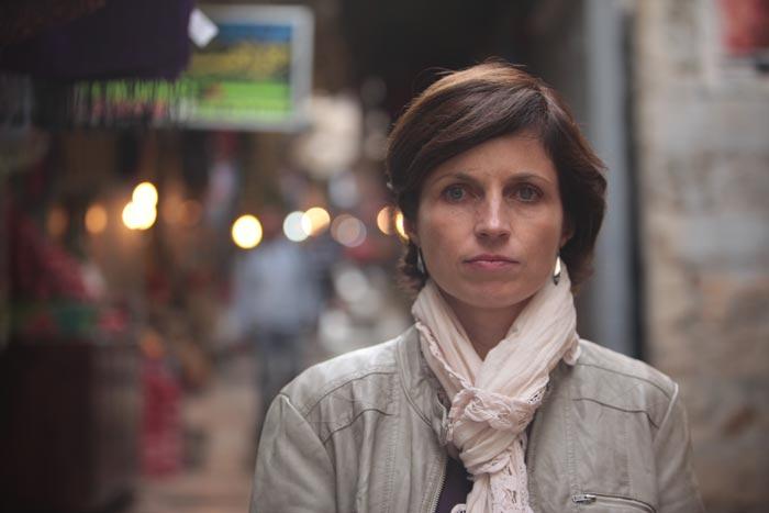 Sophie Massieu, journaliste-globe-trotteuse de Dans tes yeux sur Arte