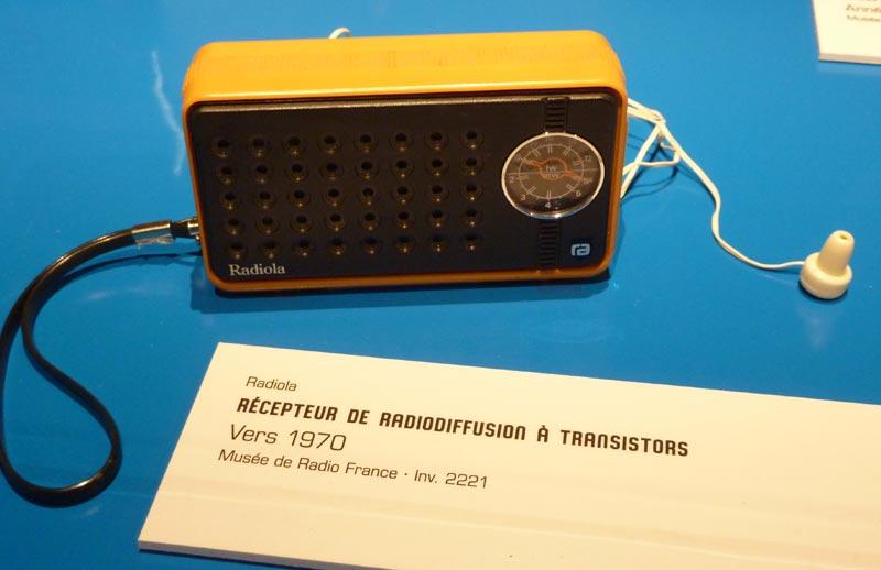 Radio : ouvrez grand vos oreilles au Musée des Arts et Métiers de Paris