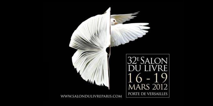 Salon du livre Paris 2012