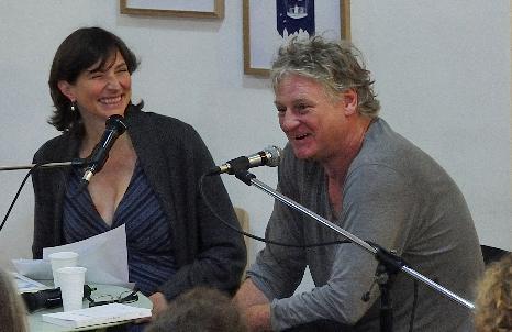 Aurélie Kieffer et Rodolphe Burger