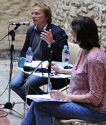 Laurent Stocker et Aurélie Kieffer