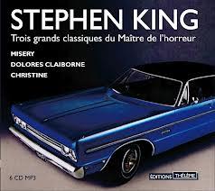 Coffret Stephen King