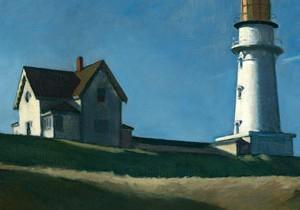 Détail du tableau Lighthouse Hill