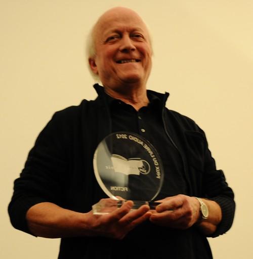 Alain Boulard après Prix